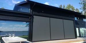 ZIP-SCREEN ulkokaihtimet Tampereella myy Kaihdin-Sampo